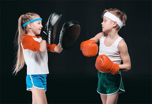 Бокс и детское здоровье