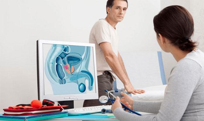 Удаление предстательной железы