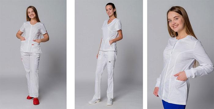 Требования к одежде медицинского персонала